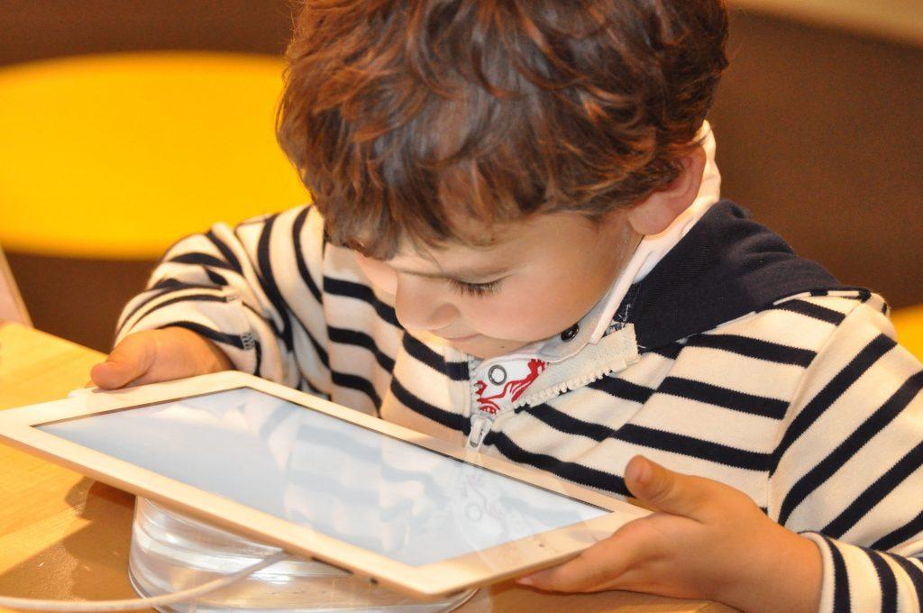 Informática niños Colmenar Viejo