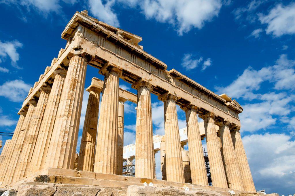 griego clásico curso colmenar viejo